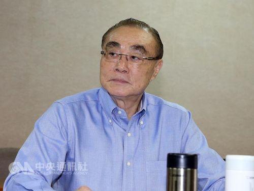 Feng Shih-kuan (馮世寬); CNA file photo