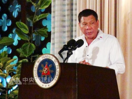 Philippine President Rodrigo Duterte/CNA file photo