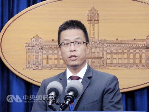 Alex Huang (黃重諺, CNA file photo)