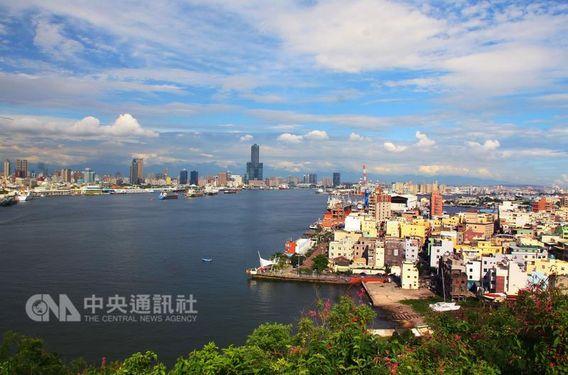 Kaohsiung City. CNA file photo