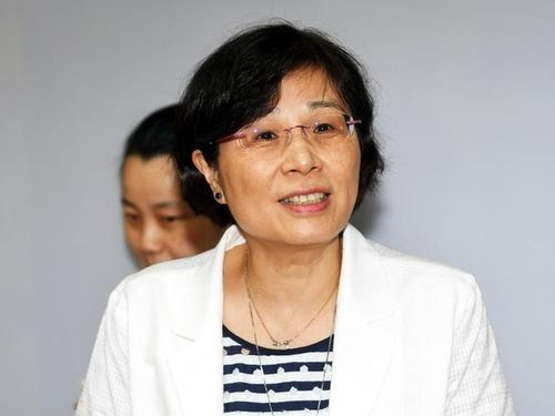 Bureau of Foreign Trade Director-General Yang Jen-ni (楊珍妮)/CNA file photo