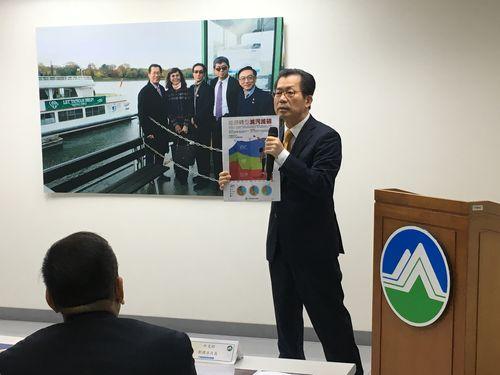 EPA Minister Lee Ying-yuan