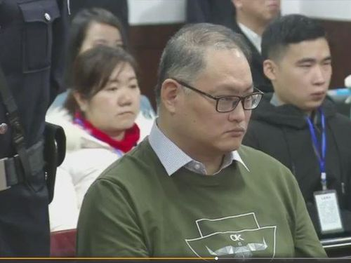 Lee Ming-che (李明哲)/image taken from 岳陽市中級人民法院微博網頁  (www.weibo.com/u/3960688335)