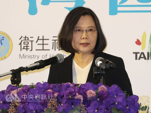 President Tsai Ing-wen (蔡英文,CNA file photo)
