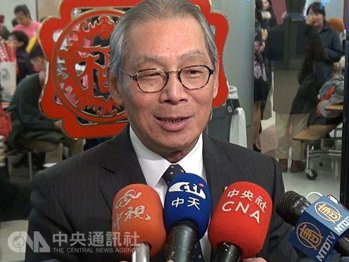 Stanley Kao (高碩泰)/ CNA file photo