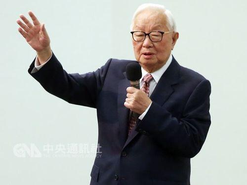 Morris Chang (張忠謀)/CNA file photo