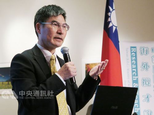Minister of Science and Technology Chen Liang-gee (陳良基)/CNA file photo