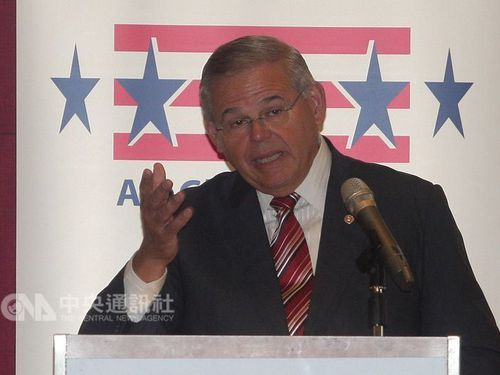 Robert Menendez; CNA file photo
