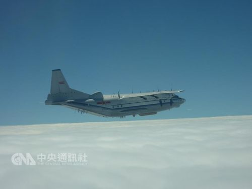 File photo/photo courtesy of Ministry of National Defense