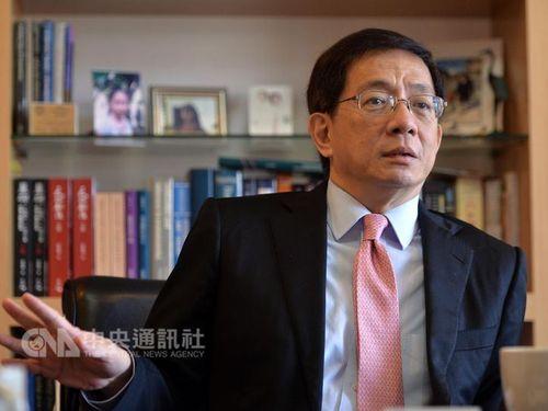 Kuan Chung-ming (管中閔, CNA file photo)