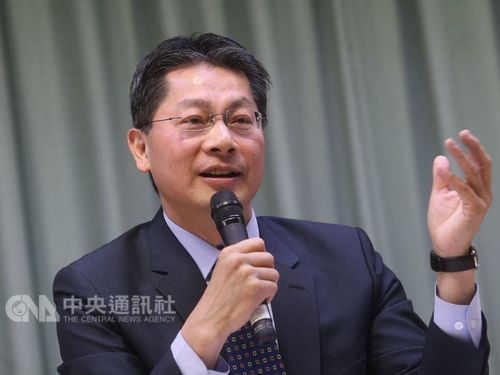 Andrew Lee (李憲章)/CNA file photo