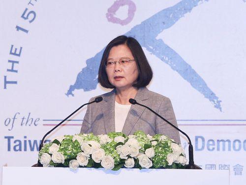 President Tsai Ing-wen