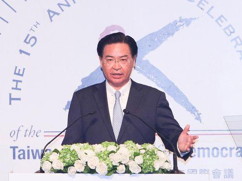 Joseph Wu (吳釗燮)
