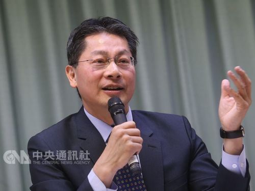 MOFA spokesman Andrew Lee (李憲章) / CNA file photo