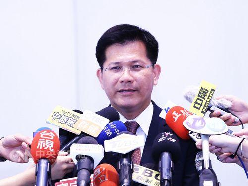 Taichung Mayor Lin Chia-lung (林佳龍) /CNA file photo