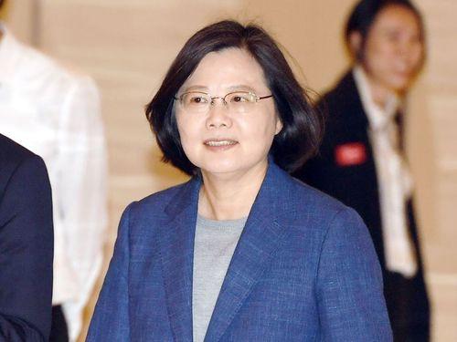 President Tsai Ing-wen (蔡英文) / CNA file photo