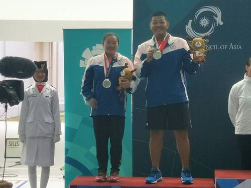 Photo courtesy of Chinese Taipei Olympic Committee