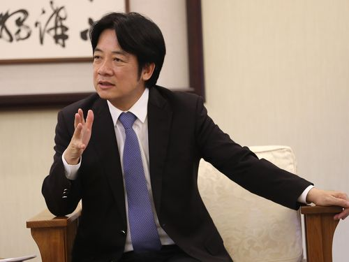 Lai Ching-te (賴清德)