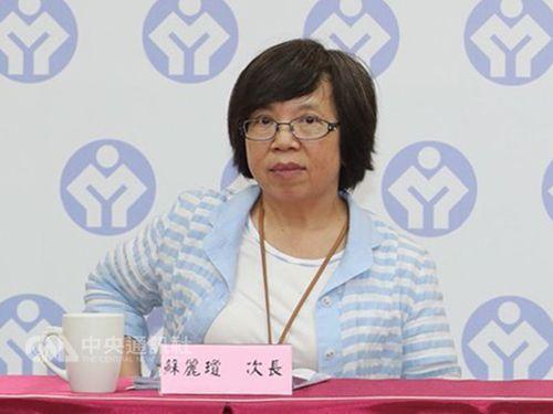 Deputy Labor Minister Su Li-chiung (蘇麗瓊) / CNA file photo