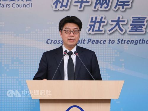 MAC Deputy Minister Chiu Chui-cheng (邱垂正) / CNA file photo