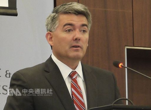 U.S. senator Cory Gardner / CNA file photo