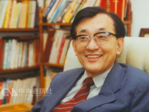 Shen Chun-shan (沈君山) / photo courtesy of National Tsing Hua University