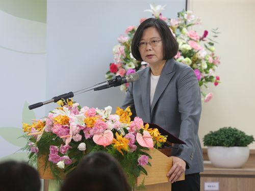 President Tsai Ing-wen (CNA file photo)