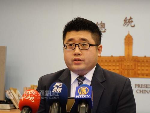Sidney Lin (林鶴明/CNA file photo)