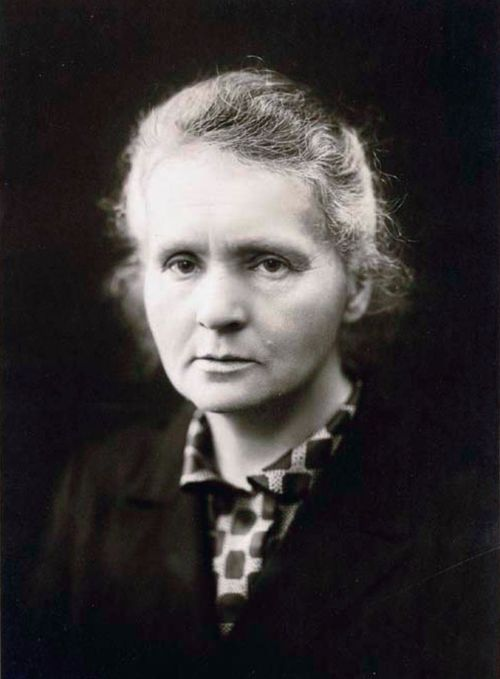 French-Polish scientist Marie Curie (Image taken from Wikimedia Commons)