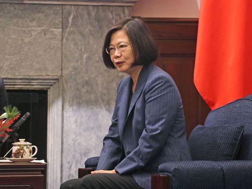 President Tsai Ing-wen (蔡英文)