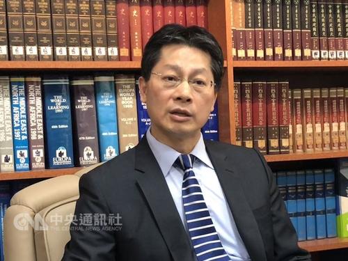 Andrew Lee (李憲章/CNA file photo)