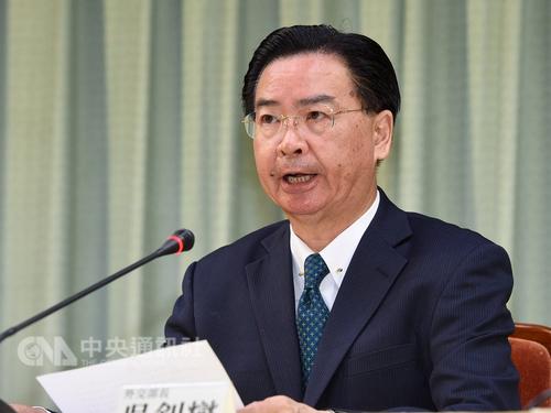 Joseph Wu (吳釗燮/CNA file photo)