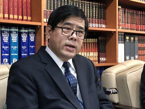 Remus Chen (陳立國)