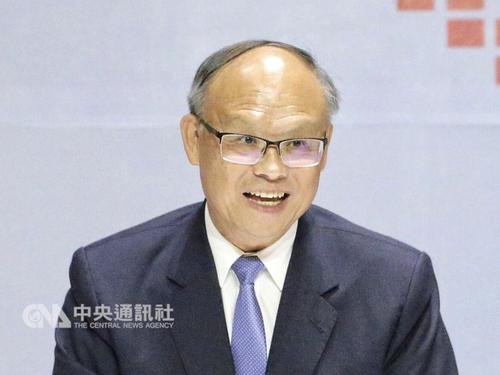 Minister without Portfolio John Deng (鄧振中) / CNA file photo