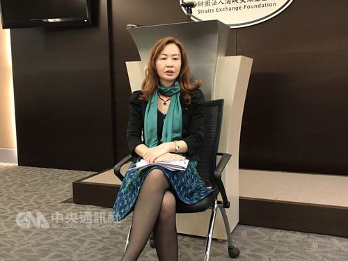 SEF Deputy Secretary-General Kuan An-lu (管安露)