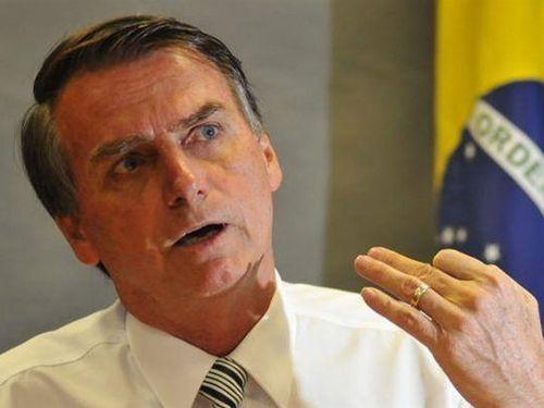 Brazililian president-elect Jair Bolsonaro (Image taken from Bolsonaro
