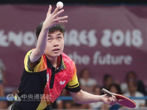 Lin Yun-ju (林昀儒/CNA file photo)