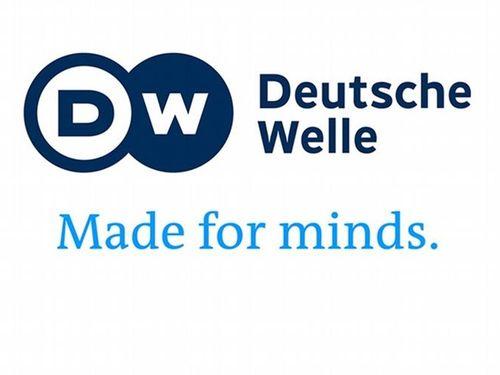 Logo image taken from Deutsche Welle