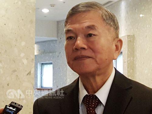 Shen Jong-chin (沈榮津)