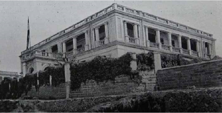 consulate of the German Empire in Formosa (photo courtesy of German Institute Taipei)