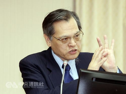 Mainland Affairs Council (MAC) chief Chen Ming-tong (陳明通)