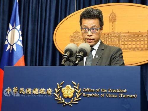 Alex Huang (黃重諺/CNA file photo)