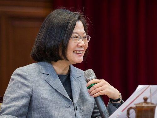 Image taken from President Tsai Ing-wen