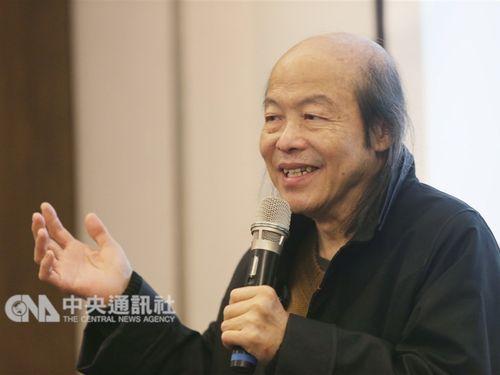 Lin Ching-hsuan (林清玄) / CNA file photo