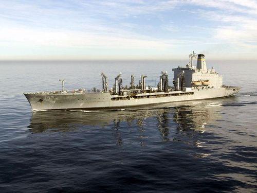 USNS Walter S.Diehl / Image taken from Wikipedia: Public domain