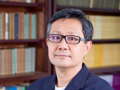 Law professor Chiang Huang-chih (姜皇池) / Image taken from College of Law, National Taiwan University website (www.law.ntu.edu.tw)