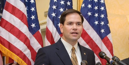 Photo from Marco Rubio