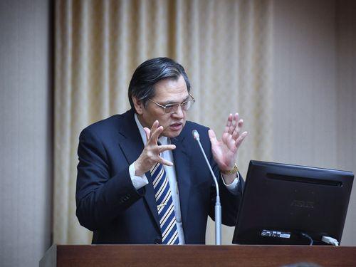 Mainland Affairs Council (MAC) Minister Chen Ming-tong (陳明通)