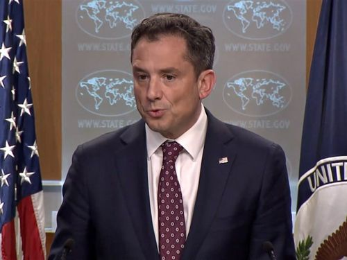State Department spokesman Robert Palladino / Image taken from U.S. Department of State website (state.gov)