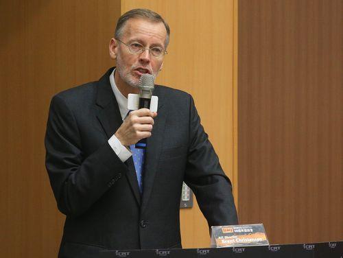 AIT Director Brent Christensen